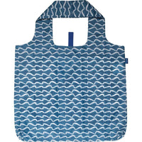 Eco-Friendly Reusable Shopping Bag - Surf Blue
