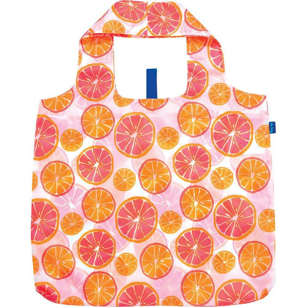 Eco-Friendly Reusable Shopping Bag - Citrus