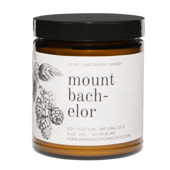 Mount Bachelor Candle
