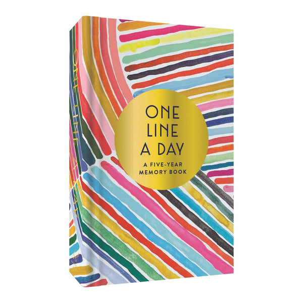 One Line at a Time Memory Books