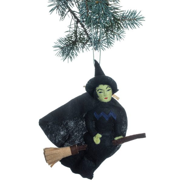 Wicked Witch Ornament