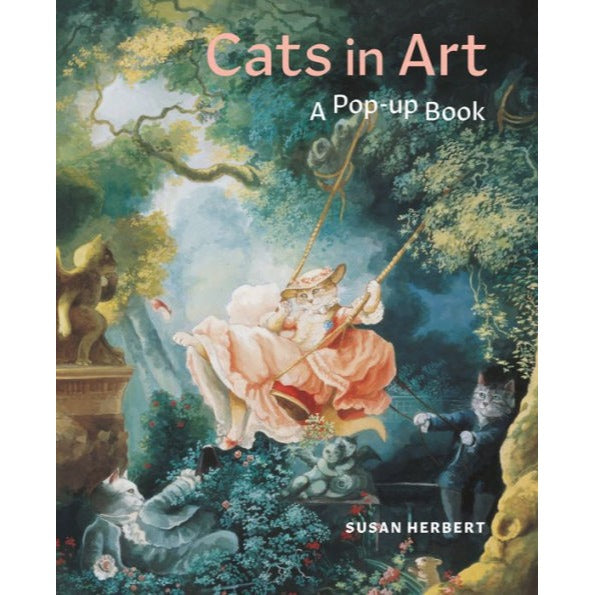 Cats In Art: A Pop-Up Book