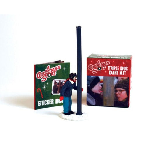 Christmas Story: Triple Dog Dare Kit