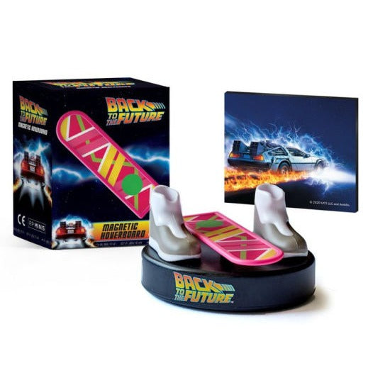 Back to the Future Magnetic Hoverboard