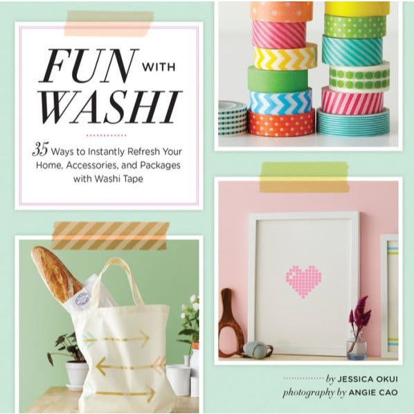 Fun With Washi
