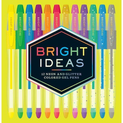 Bright Ideas Neon & Glitter Pens