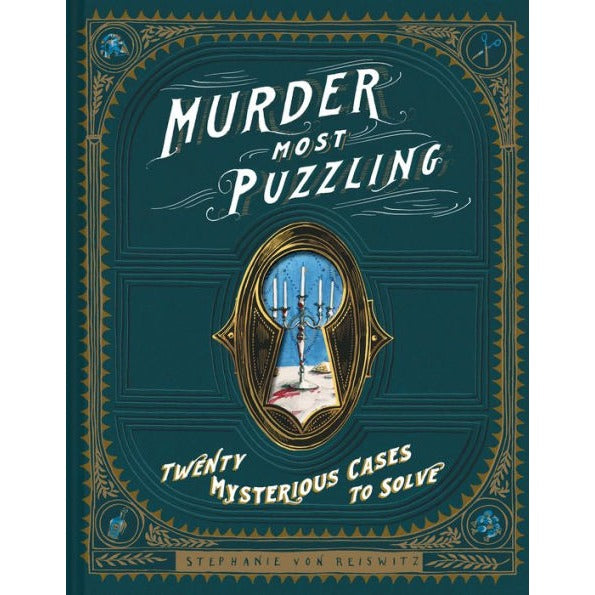 Murder Most Puzzling