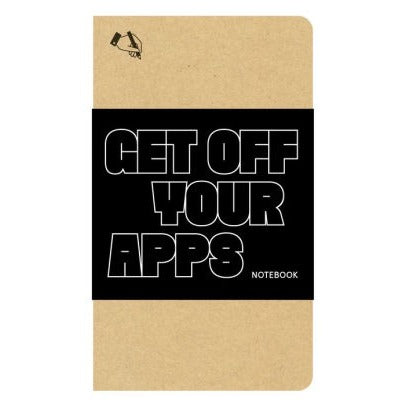 Get Off Your Apps Notebook