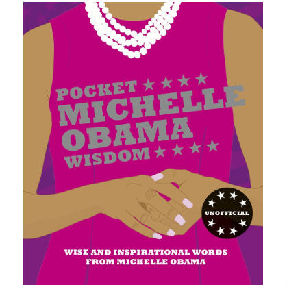 Pocket Michelle Obama Wisdom