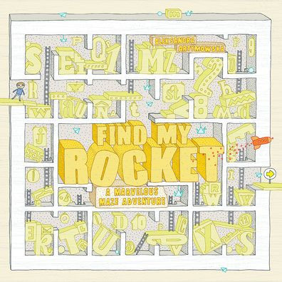 Find My Rocket: A Marvelous Maze Adventure