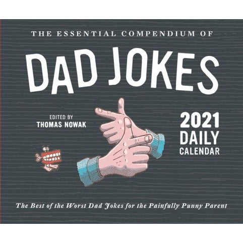 Dad Jokes 2021 Page-A-Day Calendar