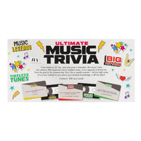 The Ultimate Music Trivia Game