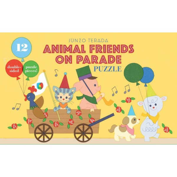 Animal Friends On Parade