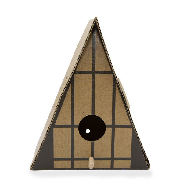 DIY Birdhouse - A-frame House