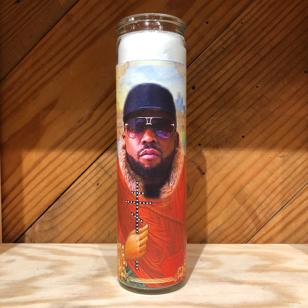 Big Boi Prayer Candle