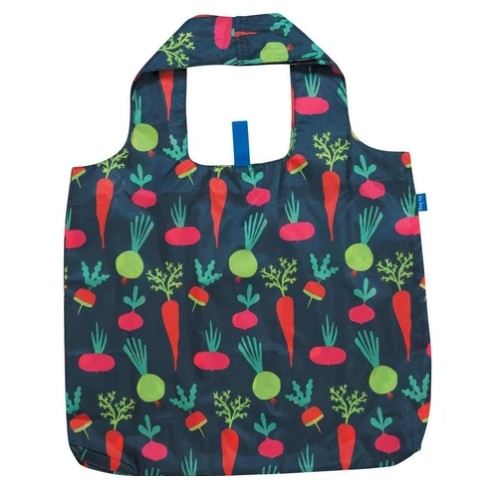 Eco-friendly Reusable Shopping Bag - Root Veggies