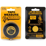 Tape Measure Facts