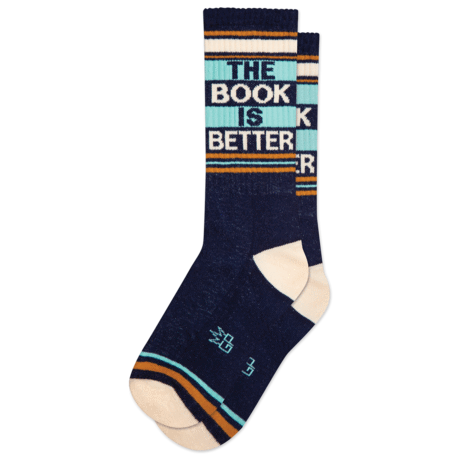 Book Is Better Socks