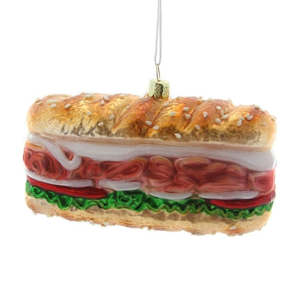 Hoagie Ornament