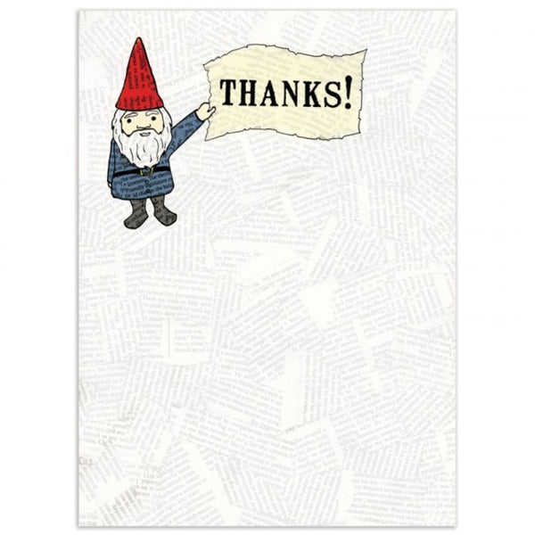 Gnome Thanks Box Set