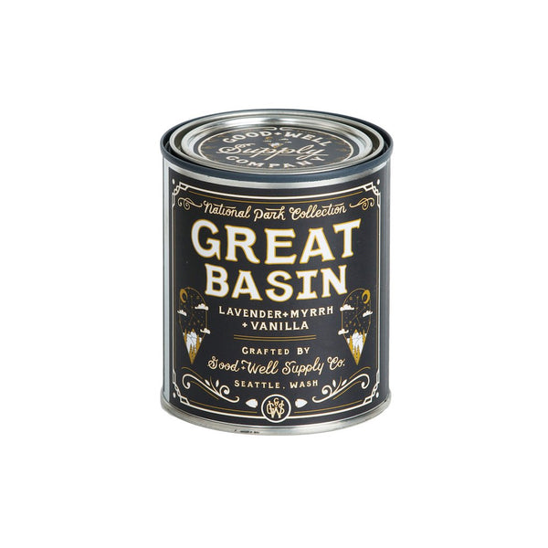 Great Basin Candle (8oz.)