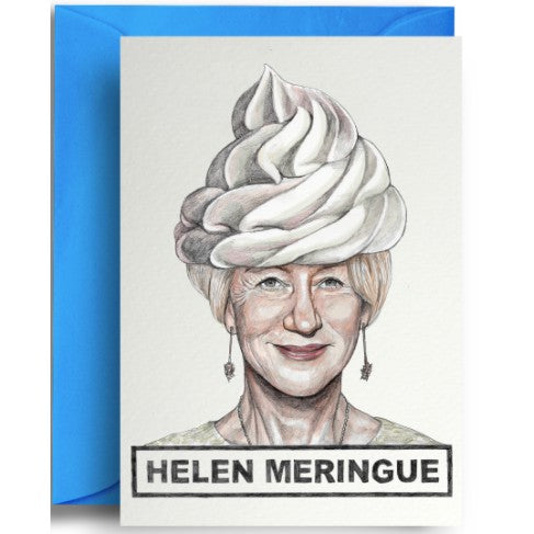 Helen Merengue Card