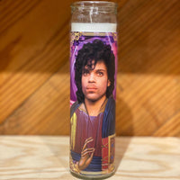 Prince Prayer Candle