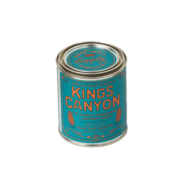 Kings Canyon Candle (8oz.)