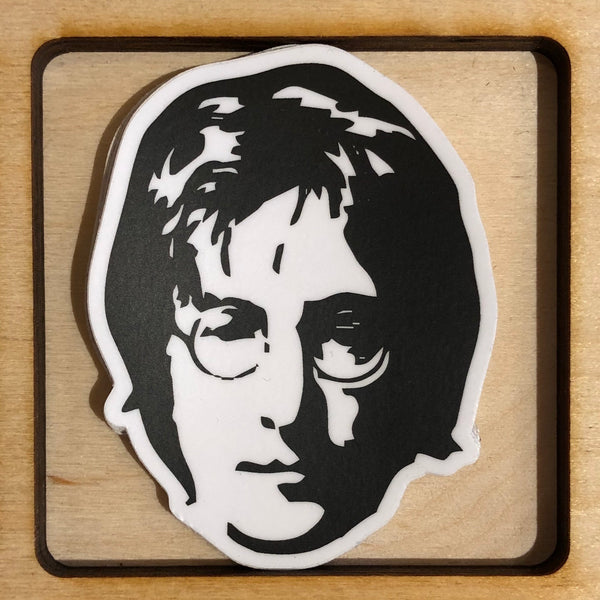 John Lennon Sticker