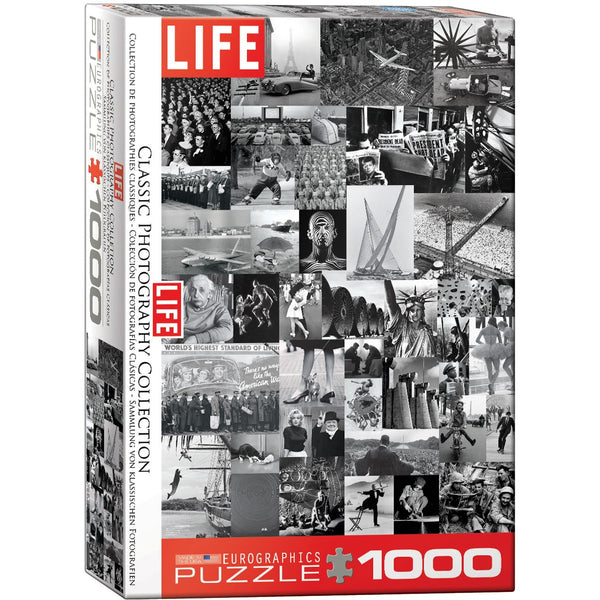 LIFE Photography Masters Collection Puzzle