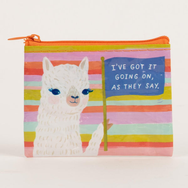 I've Got It Going On Coin Purse