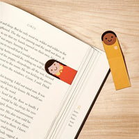 Magnetic People Bookmark