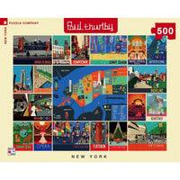 New York Collage Puzzle