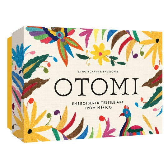 Otomi Notecard Set