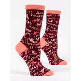 Cats! Women's Crew Socks