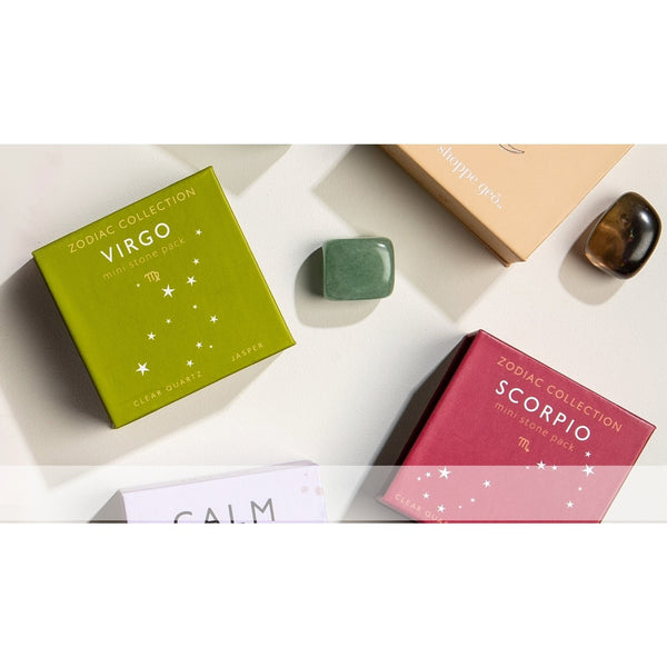 Zodiac Mini Stone Set