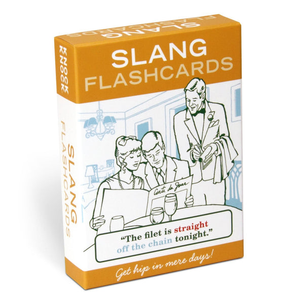 Flashcards: New Slang