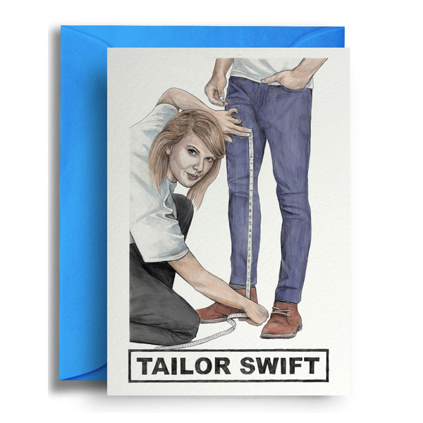 Tailor Swift Card