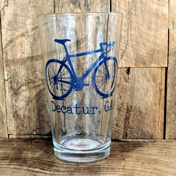 Decatur Pint Glass