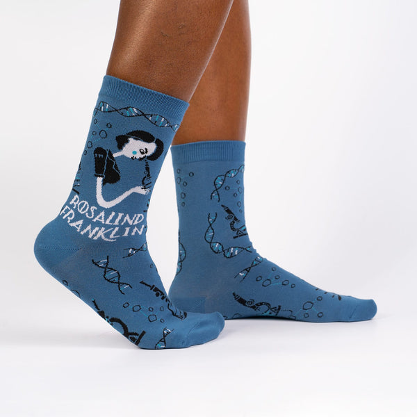 Rosalind Franklin Women's Crew Socks