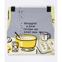 Droppin' A New Recipe Apron