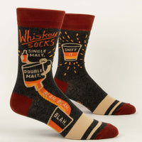 Whiskey Men's Crew Sock