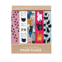 Cats Cats Cats Page Flags