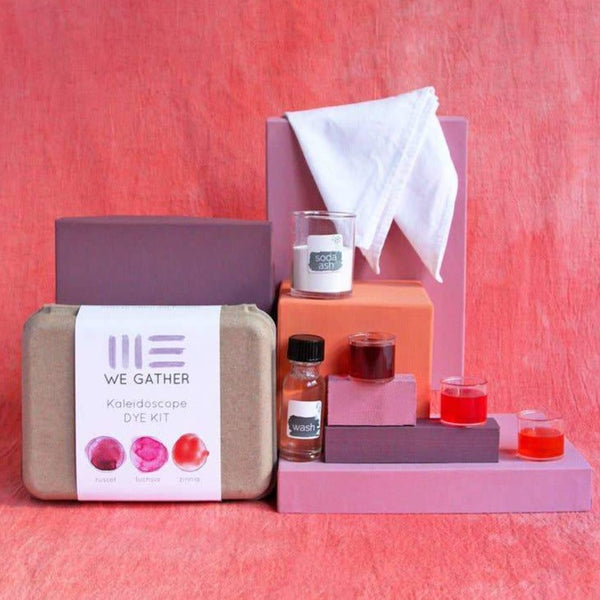 Kaleidoscope Dye Kit - Warm