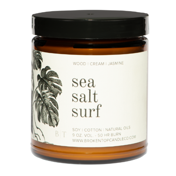 Sea Salt Surf Candle