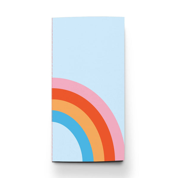 Rainbow Traveler Notebook