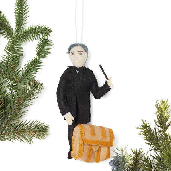 Harry Houdini Ornament