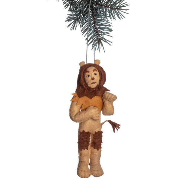 Cowardly Lion Ornament