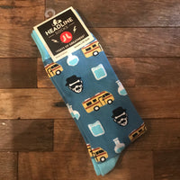 Heisenberg (Breaking Bad) Men's Crew Socks