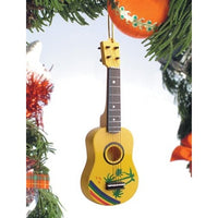 Tropical Ukelele Ornament